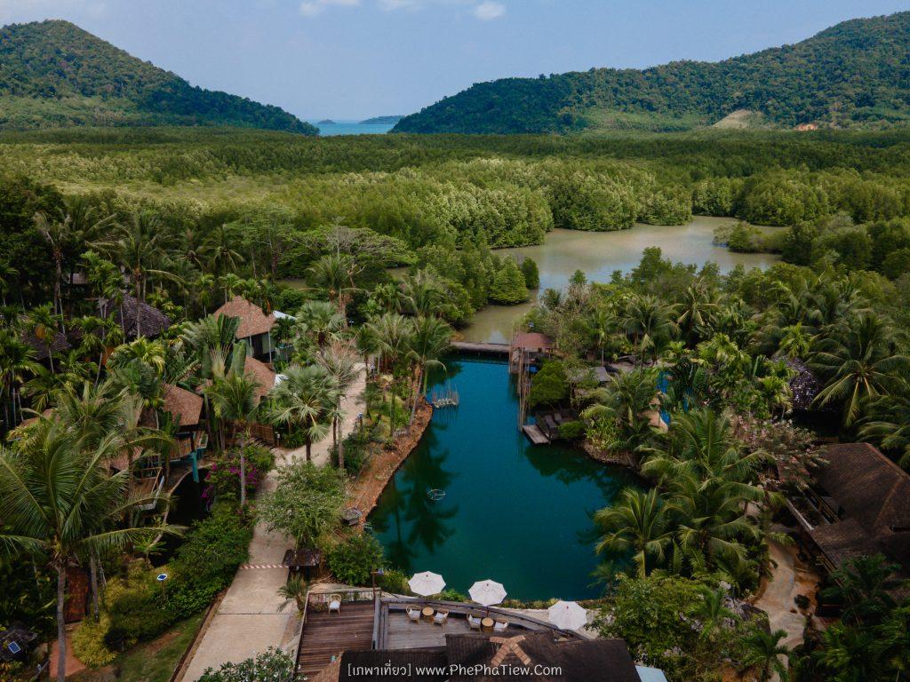 THE SPA KOHCHANG RESORT : ที่พักท่ามกลางธรรมชาติ อ่าวสลักคอก เกาะช้าง